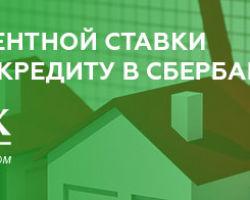 Рефинансирование ипотеки в Сбербанке в 2019 году – условия и калькулятор