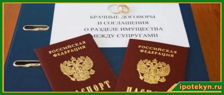 паспорт на договоре